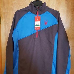 Spyder Half Zip Stryke Jacket/Pullover